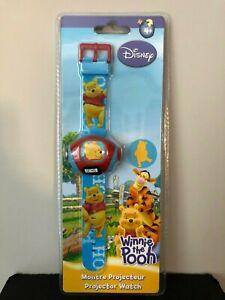 Disney - Winnie the Pooh - Digital PROJECTOR WATCH
