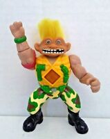 Stone Protectors Angus the Soldier 5in Action Figure Ace Novelty Comic 1992 Used