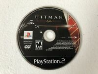 Hitman Blood Money - Playstation 2 PS2 - Cleaned & Tested