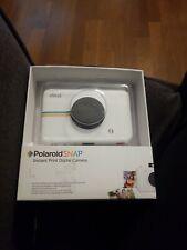 Polaroid Snap Instant Digital Camera ZINK (POLSP01WH)  White