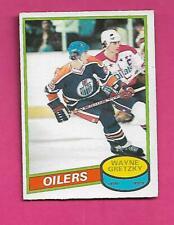 1980-81 OPC  # 250 OILERS WAYNE GRETZKY  EX-MT  CARD (INV# D1769)