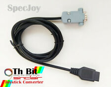 SpecJoy Zx Spectrum +2 +2a +2b +3 Atari Extension Joystick Converter Adapter