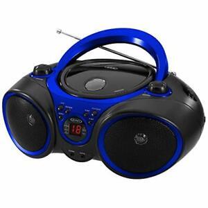 Jensen CD-490 Portable Sport Stereo CD Player AM/FM Radio Aux Line-in Headphone
