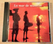 LA MAR DE MUSICAS - Vieja Trova Santiaguera , etc - CD Compilation - 1997 Spain
