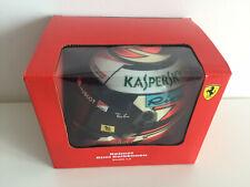 Casque Helmet Raikkonen F1 Ferrari 2017 Bell 1/2