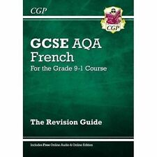 New GCSE French AQA Revision Guide - Grade 9-1 Course (with Online Edition)