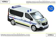 Renault Trafic de 2014 Police Municipale NOREV - NO 518025 - Echelle 1/43