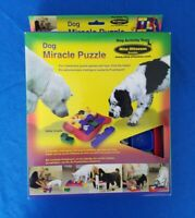 NEW Nina Ottosson Dog Miracle Hide Treat Puzzle