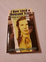 I Have Lived a Thousand Years: Growing up in the Holocaust Book Bitton-Jackson