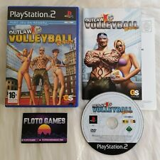 Jeu Outlaw Volleyball Remixed pour PS2 Complet CIB PAL FR Rare - Floto Games