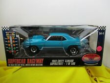 1/18 SUPERCAR RACEWAY 1969 CHEVY CAMARO SUPERSTREET 1 OF 500