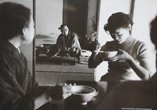 Werner Bischof Photo Print 30x21 Michiko Jinuma's Family Tokio Tokyo Japan 1951