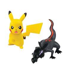Pokemon Battle Action Figure - Salandit vs Pikachu