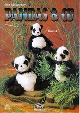 Pandas & CO S. Mouarrawy 3 Schnittmuster NEU