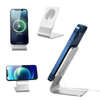 Charger Bracket Phone Holder Desktop Stand for iPhone 12 Pro Wireless Charger