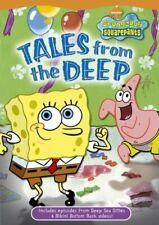 SpongeBob SquarePants: Tales From The Deep (DVD) (C-U)