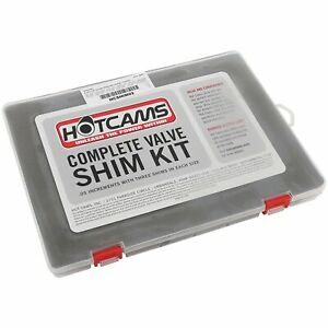 New Hot Cams Complete Shim Kit for 2006 - 2009 Suzuki LT-R 450, 68-2072