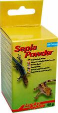 Lucky Reptile Bio Calcium Sepia Powder - 50 g, Fein gemahlener Sepiaschulp de...