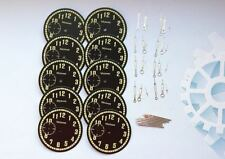 MOLNIJA dials shafts ans hands sets for USSR vintage wristwatch