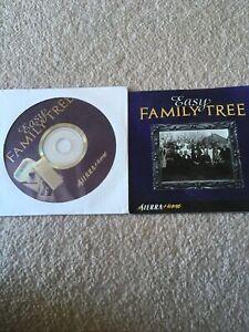 Easy Family Tree CD