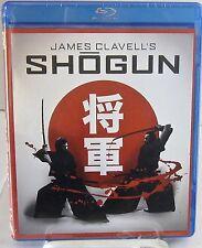 SHOGUN: COMPLETO Abecedario (Blu-Ray Set, Julio 2014) Epic 5 PARTE Abecedario