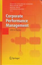 Corporate Performance Management - ARIS in Practice - CPM Process Optimization