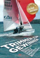 Pinnell: Trimmen zum Gewinnen, schneller segeln Handbuch/Ratgeber/Segeln/Segel