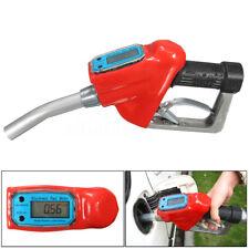 Digital Öl Pistole Benzin Diesel Zapfpistole Durchflussmesser Dieselpumpe