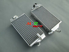 for HONDA CR250R CR 250 R 2000 2001 00 01 aluminum radiator new