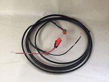 Trimble CFX750 /FM750 /FMX/FM1000- Bottom Power Cord (67258)