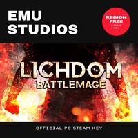 Lichdom: Battlemage (PC) Steam Key Region Free