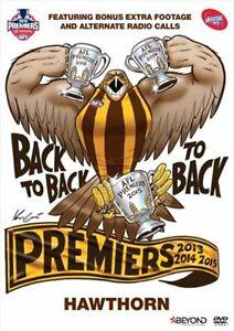 AFL 2015 Premiers - Hawthorn DVD