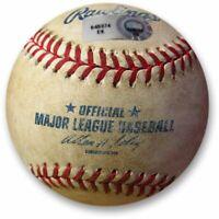 Los Angeles Dodgers vs Arizona Diamondbacks Game Used Baseball 09/05/14 MLB Holo