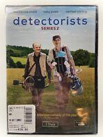 DETECTORISTS: SERIES 2 NEW DVD