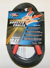 Coleman Cable COL 08120 Booster Cables - 10 Gauge 12 Ft. - 200 Amp