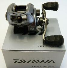 NEW DAIWA LEXA 300HL PADDLE HANDLE BAITCASTING REEL  6.3 RATIO LEXA300HL LH