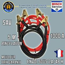 Câble de démarrage 800 Ampères 2x4,5 mètres 35 mm² Auto//Camion//PL//Camping Car//CC