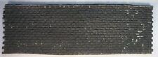 "STONE WALL CUT STONE BLK 12"" X 4"" MULTISCALE CAST FOAM ATHERTON SENICS (#4151)"