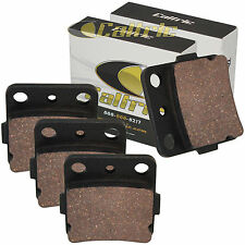 Brake Pads FITS HONDA TRX400EX TRX 400 EX FOURTRAX 1999-2000 Front Brakes