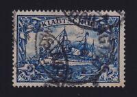 Kiauchau #20 (1901) 2m blue Kaiser's Yacht Used Tsingtau CDS