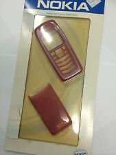 Nokia 3100,3105 Xpress-on Colour Cover in Plum CC-117D Original. Br/New in pack.