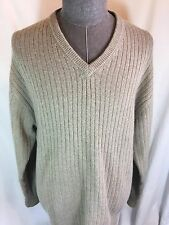 Men's Neiman Marcus Exclusive Cashmere Sweater V-neck Large