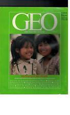 Geo - Das neue Bild der Erde Nr.11 - 1988