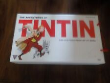 Tintin 80th Birthday DVD Collection (Special Boxed Set) (RARE)