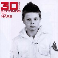 30 SECONDS TO MARS '30 SECONDS TO MARS' CD NEW! !