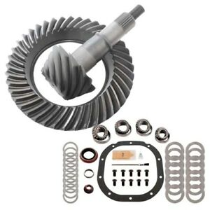 RICHMOND EXCEL 3.55 RING AND PINION & MASTER BEARING INSTALL KIT - FITS FORD 8.8