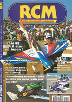 RCM N°216 PLAN : TEMPO - ELECTRO 7 / MC 24 GRAUPNER / DOGAN TOP WINGS / HELICO