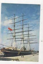 Cutty Sark Vintage Postcard 597a