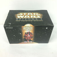 Star Wars The Phantom Menace Episode I Darth Maul's Sith Speeder 1999 NEW UNOPEN