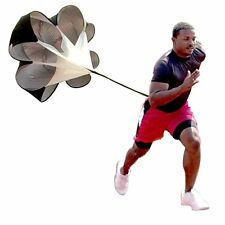Outdoor Exercise Parachute Speed Sprint Large 56inch Resistance Training Workout